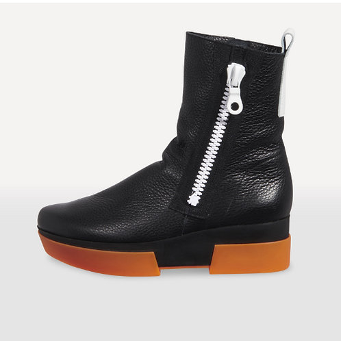 Arche Fylhya boot with contrast zip detail