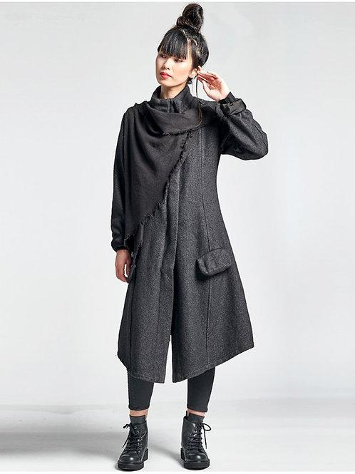 Lurdes Bergada wool coat M20 345