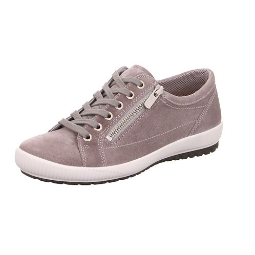 Legero Tanaro suede trainer in grey