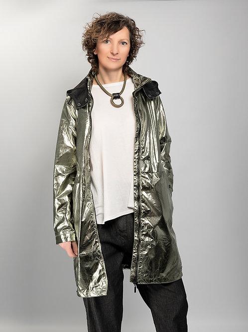 Rino & Pelle Glamour metallic coat