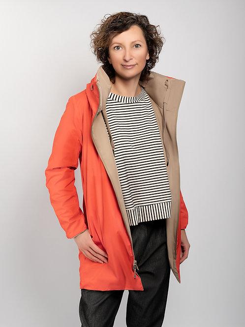 Rino & Pelle reversible coat