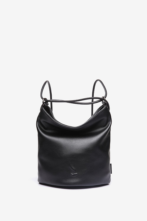 Abbacino Multiway Bag in Black PU