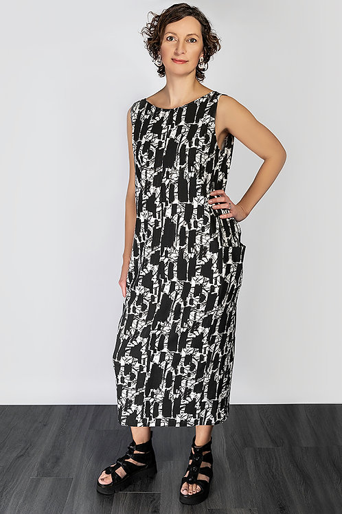 Mama b Tre dress 'Izmir' print
