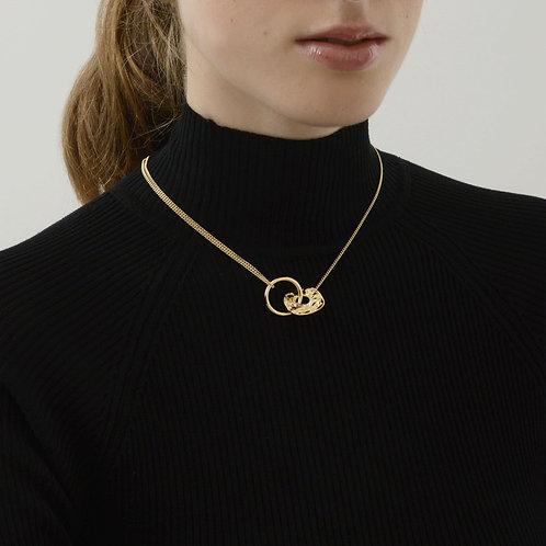 Dansk Smykkekunst Ripple Unity Necklace
