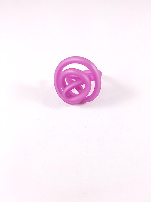 Samuel Coraux Squiggle ring matt