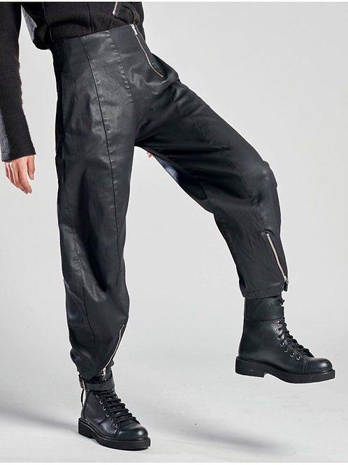 Lurdes Bergada trousers with zips M20 229