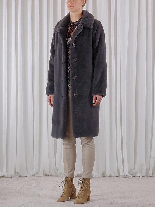 Rino & Pelle Zonna faux fur coat