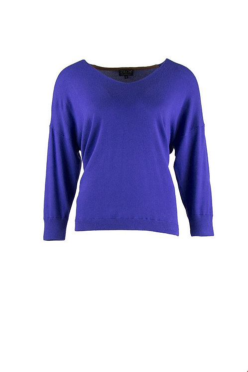 Zilch bamboo loose sweater