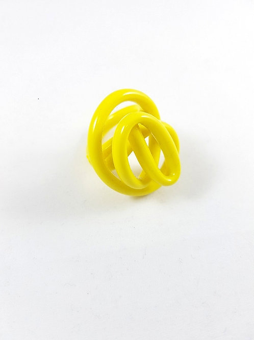 Samuel Coraux Squiggle ring gloss