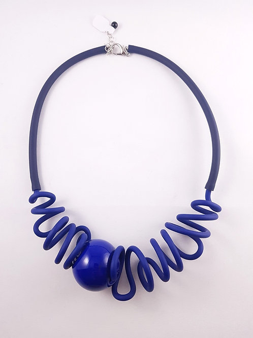 Samuel Coraux Spiral necklace