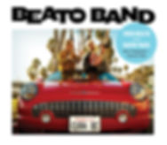 Beato Band album, David Pack, Fred Beato, Thunderbird, Cuba, cover art