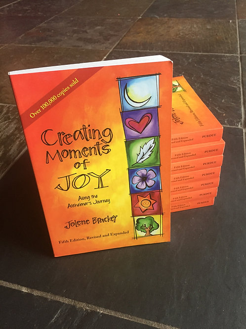 Creating Moments of Joy Books (10 or more)