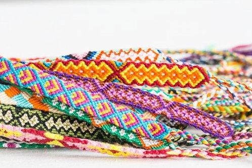 Buy a Bracelet, Save a Life - Flat Bracelet
