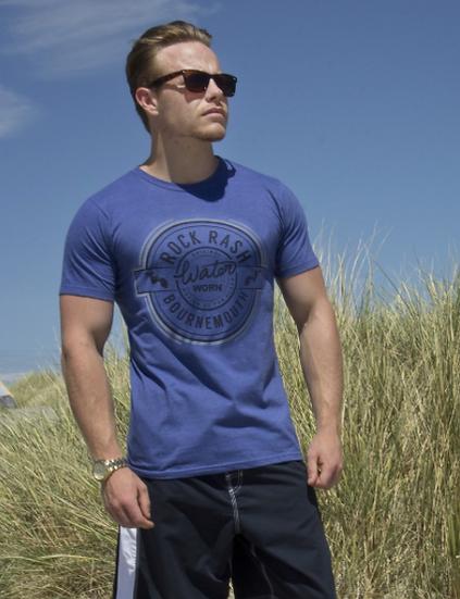 Rock Rash Round T-Shirt