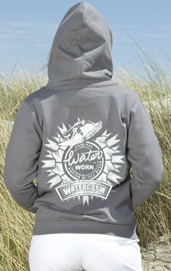 Watergasm Zip Hoody
