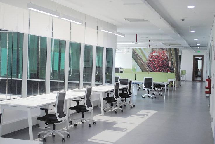 Construimos oficinas corporativas en tiempo record y con la más alta calidad de acabados