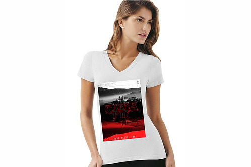Camisa Stranger Things OP | Feminina