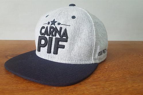 Boné CarnaPIF 17 | Preto