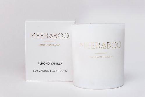Almond + Vanilla -WS