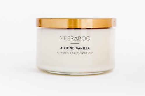 Almond + Vanilla