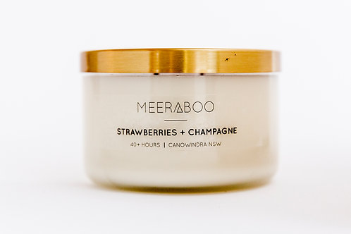 Strawberries and Champagne (GL) - WS