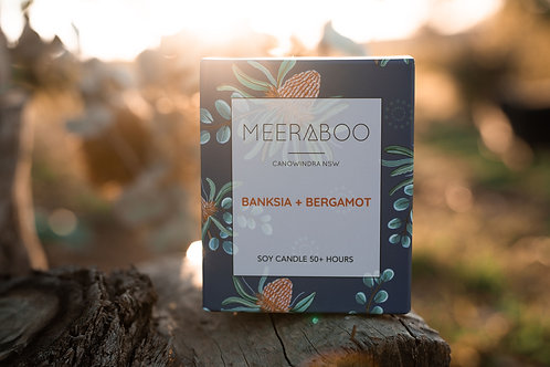 Banksia + Bergamot - WS