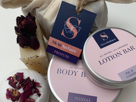 Luxury Self Care - Skin Solace