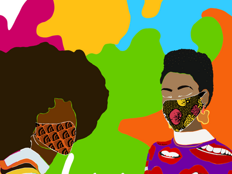 Representing Black Women through Art - Interview with Vicki Illustrations
