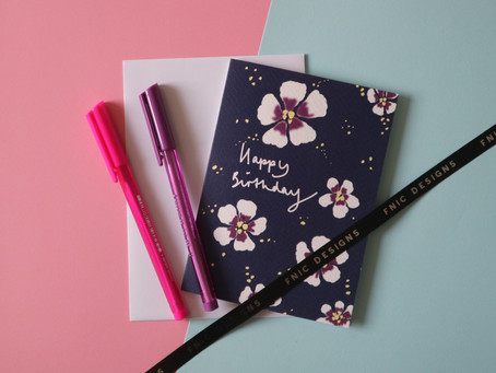 FNIC designs - Celebrating colour in greeting cards and stationery