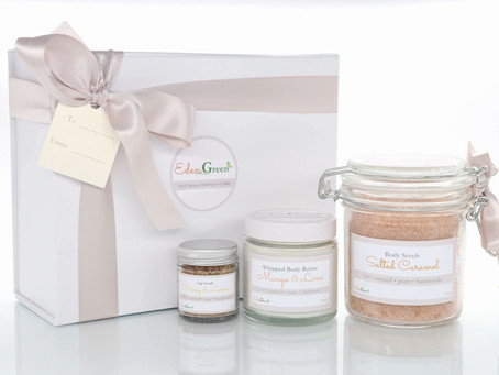 Simple Natural Skincare from Eden Green