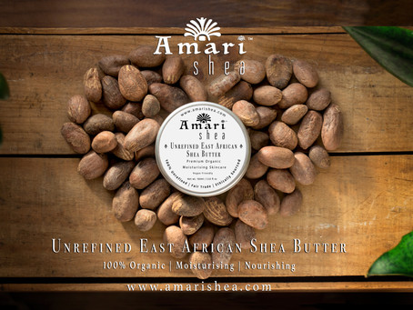 The Business of Shea Butter - Q&A with Amari Shea