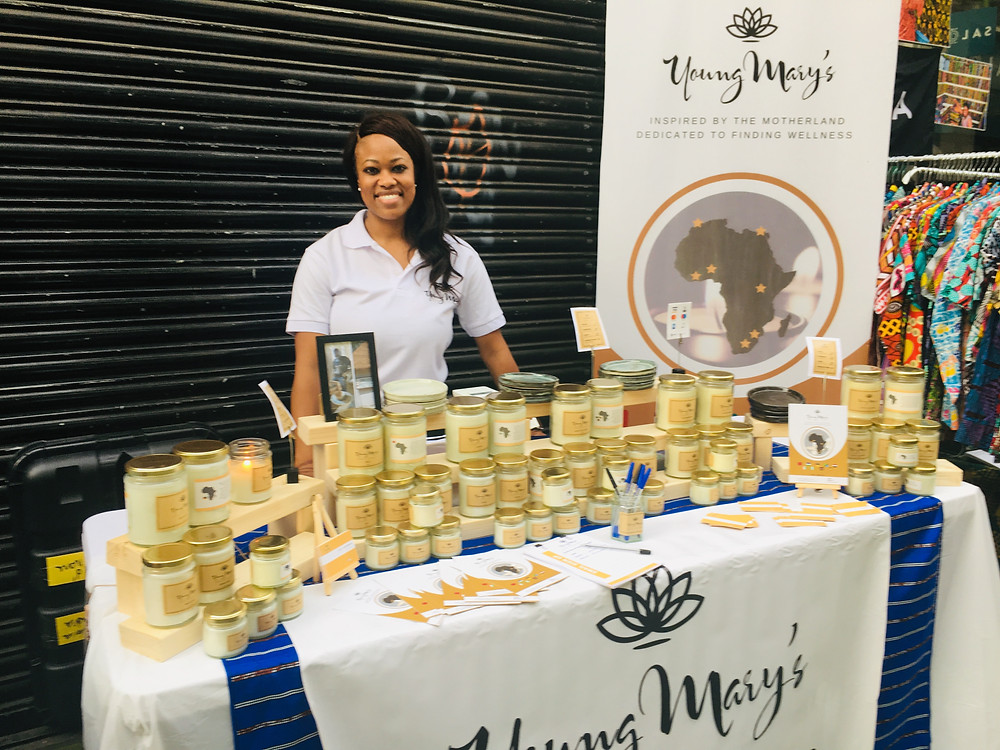 Young Mary's products featured in UK subscription box