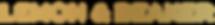 Lemon & Beaker logo