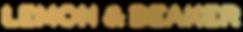 Lemon&Beaker-Logo-Horizontal-NO Tagline(