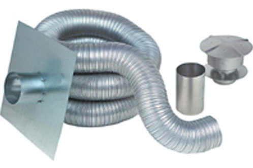 2gackit0425 4 Quot X25 Aluminum Chimney Liner Jscottsupply