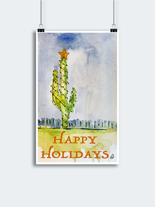 (25 pack) 2018 Holiday Cards