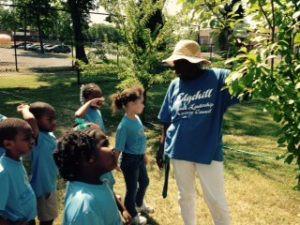 Horizon Summer Camp with Plum Tree
