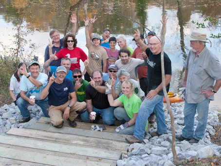 Help us extend the Stones River Blueway!