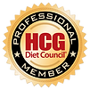 HCG Diet Council professional member
