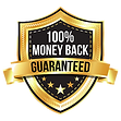 Money back garantee on all HCG drops and HCG patch orders