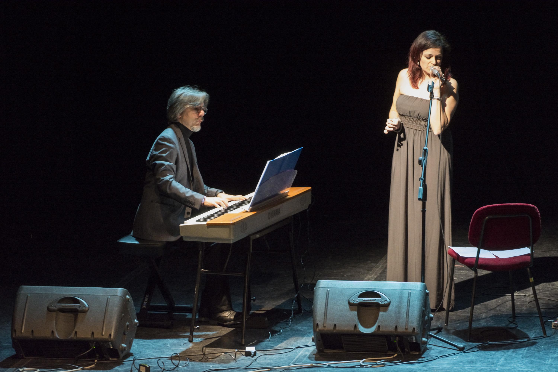 Alfredo Matera e Donatella Borello