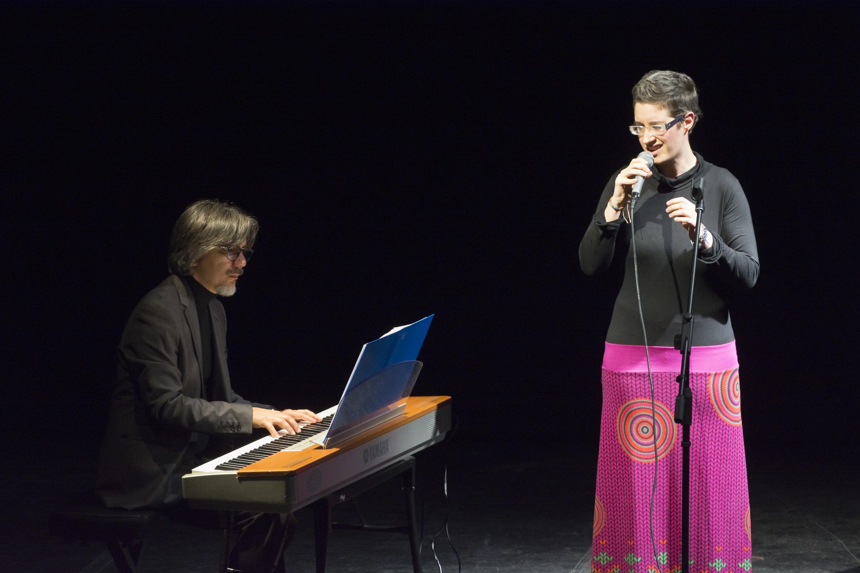 Alfredo Matera e Francesca Bodino