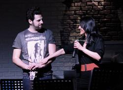 Francesco Romano e Anna Petracca