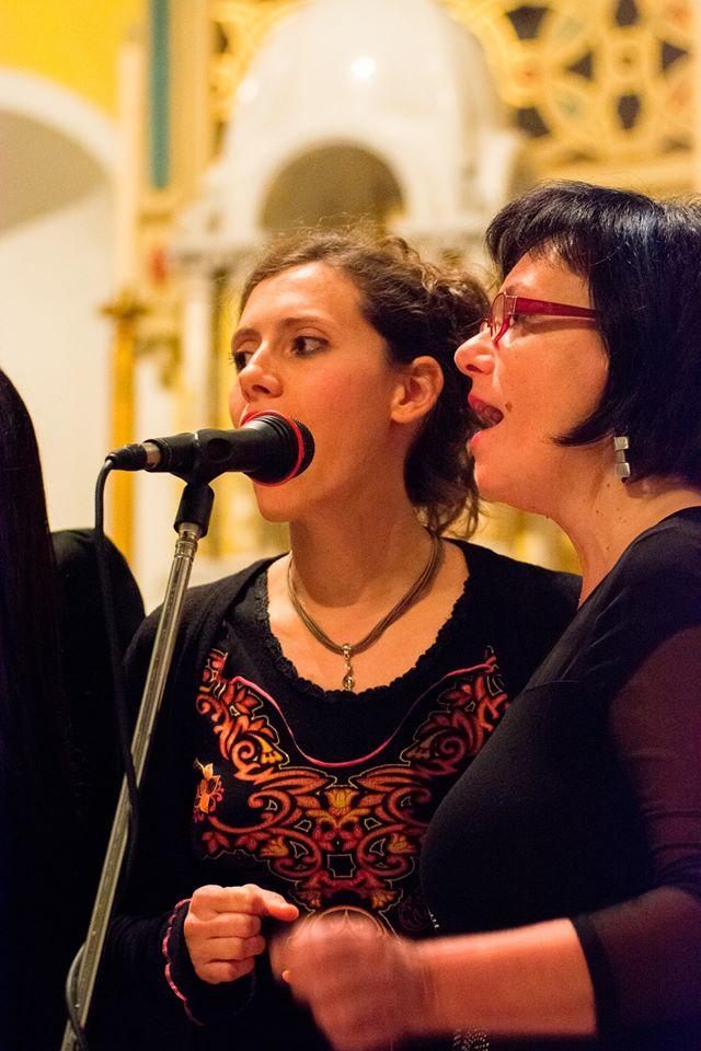 Isabella Mazza e Lorella Sadonio