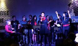 Chiara Ferrari e Coro Pop