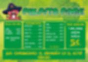 lista de precios pulpitopark