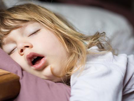 Is Your Child having a good night SLEEP?