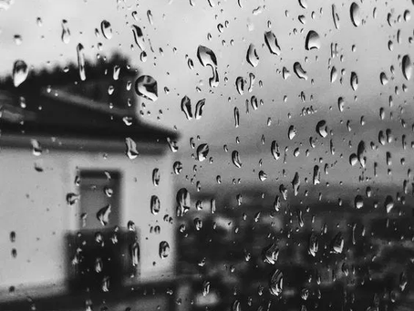 Se a chuva deixar