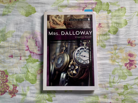 Resenha: Mrs. Dalloway - Virginia Woolf