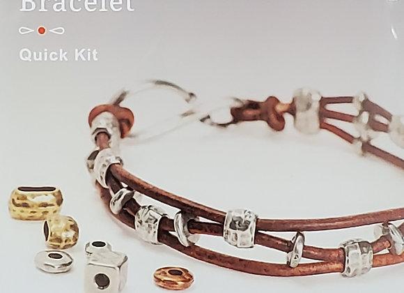 Lazy Zigzag Bracelet